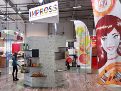 For the second consecutive year Impress will participate in the largest exhibition for printed and promotional communications in Bulgaria COPI'S-2015.